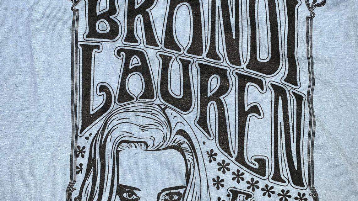 Blue Brandi Lauren T-Shirt