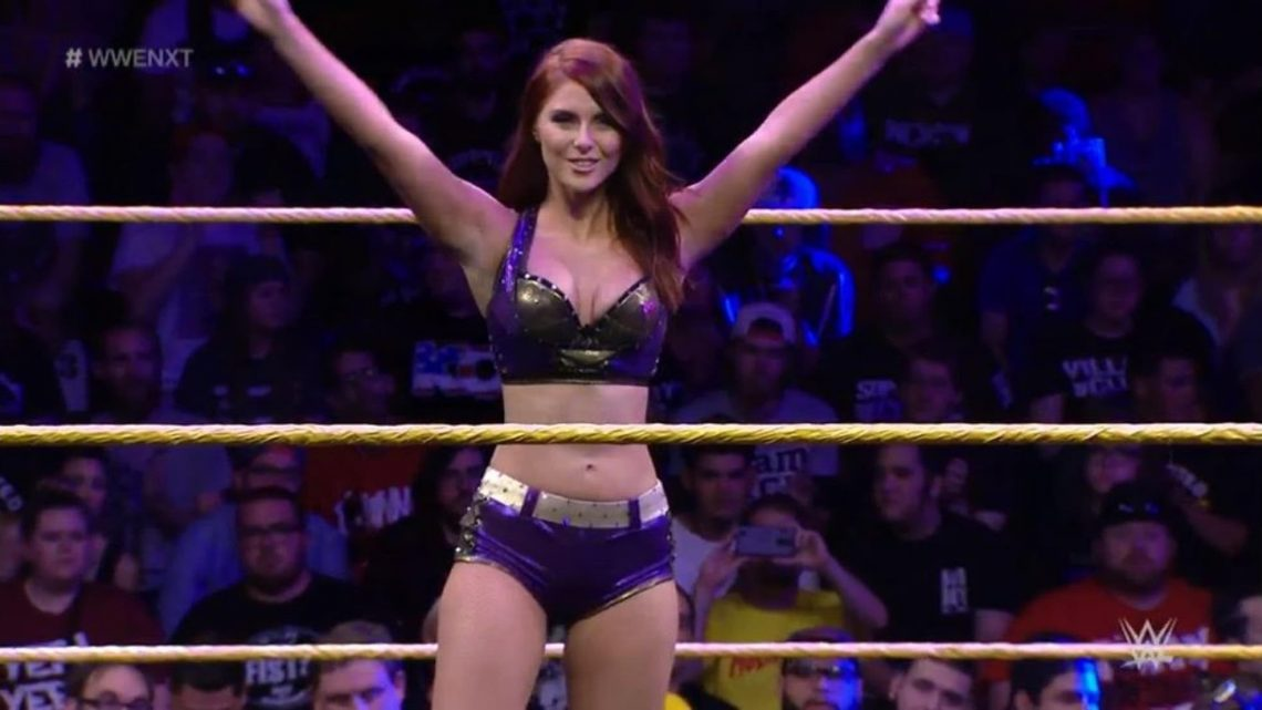 In nxt ring 8×10