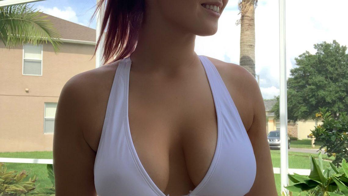 White Bikini 8×10